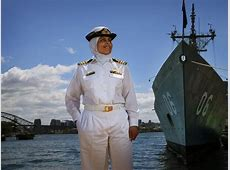 Uncharted waters Meet the Royal Australian Navy?s