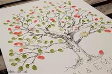fingerprint tree quot guest book quot heavy