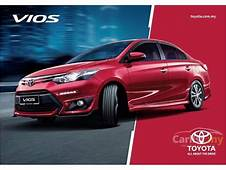 Toyota Vios 2017 E 15 In Kuala Lumpur Automatic Sedan