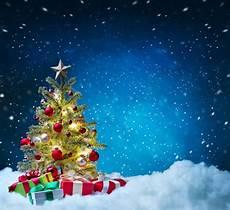 10x10ft snow drift light christmas tree balls gifts blue