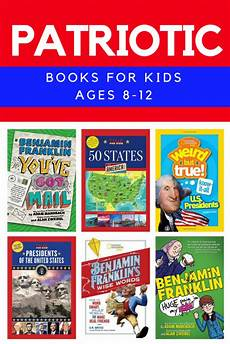 top children s books age 12 oh say can you see patriotic books for kids ages 8 12 batch of books