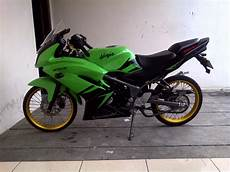 Rr Jari Jari by Modifikasi Rr Mono 250 150 Fi Fairing Bagus
