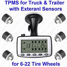 tire pressure monitoring 1996 ford econoline e250 parking system tire pressure monitoring system tpms for truck trailer with external sensors support high low