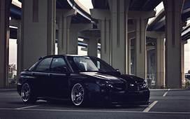 Subaru Impreza Wrx Sti Stance HD Wallpaper