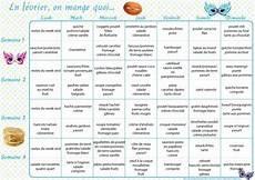 Menus Au Mois Et 224 La Carte F 233 Vrier 2016 Menu Mensuel