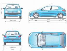 Peugeot 206 1 6 2004 Auto Images And Specification