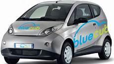 La Voiture 233 Lectrique Bluecub Arrive 224 Bordeaux Mon Bio