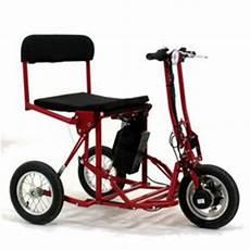 Faltbarer Elektro Rollstuhl 2017 Dreirad F 252 R Erwachsene