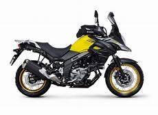 suzuki announce v strom 1000 650 and 650xt variant prices
