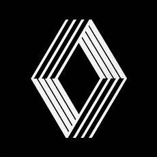 Renault 1972 Victor Vasarely Logos Logos Logo
