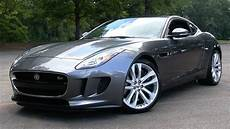 2016 Jaguar F Type S Coupe 6 Spd Manual Start Up Road