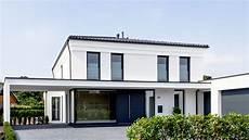 stadtvilla mit garage und moderne stadtvilla mit doppel garage in glandorf schwege