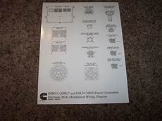 Cummins Qsb4 5 Qsb6 7 Qsl9 Cm850 Electrical Wiring Diagram