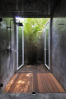beat the heat 20 outdoor showers or outdoor bathrooms to
