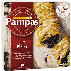 pas puff pastry 10 sheets 1 6kg woolworths