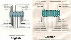 1970 Vw Beetle Fuse Box Fuse Box And Wiring Diagram