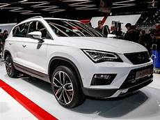 seat ateca style seat unveils ateca suv spain finally joins the 4x4 market