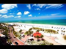 clearwater beach florida usa youtube