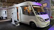 2018 Hymer Ml I 620 Mercedes Exterior And Interior