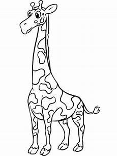 Gratis Malvorlagen Giraffe Ausmalbilder Zum Ausdrucken Gratis Malvorlagen Giraffe 1