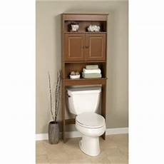 Bathroom Space Saver Oak by Zenith Products Modern Wooden Spacesaver