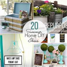 great ideas 20 summer home diy ideas
