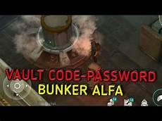 bunker alfa code new bunker alfa code password last day on earth