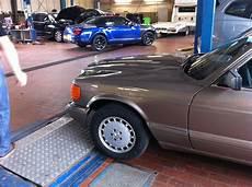 mercedes fahrzeug oldtimerwerkstatt automobil