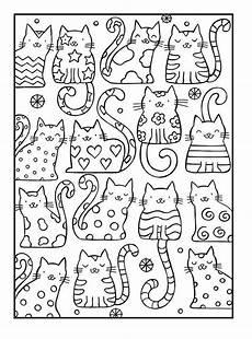 Katzen Ausmalbilder Kostenlos Ausdrucken Ausmalbilder Katzen Kostenlose Malvorlagen Zum