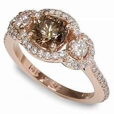 brown diamond wedding rings prepare wedding chocolate diamond engagement rings