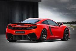 The Hennessey Performance HPE800 McLaren MP4 12C Tuning
