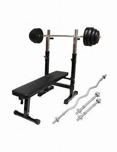 Kit Complet Banc De Musculation D 233 Velopp 233 233 Avec