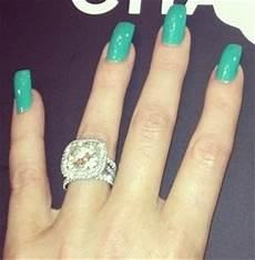 khloe kardashian odom s rings wedding pinterest