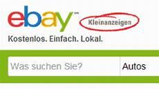 kleinanzeigen mobile de schafft schnittstelle zu ebay