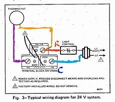 electrical add c wire to furnace for smart thermostat home improvement stack exchange