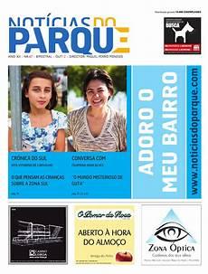 edi 231 227 o 67 by not 237 cias do parque issuu