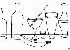 Gratis Malvorlagen Glas Glas Mit Strohhalm 4 Ausmalbild Malvorlage Mode Und Kunst