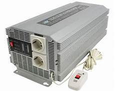 hq 174 wechselrichter spannungswandler 12v batterie auf 230v