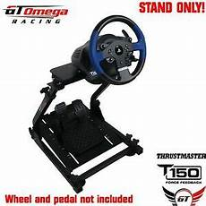 supporto per volante ps3 gt omega steering wheel stand pro for thrustmaster t150 rs