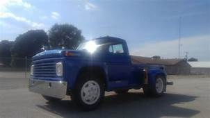 1968 Ford F600