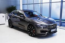 Larte Design Upgrades The Maserati Levante S With Shtorm