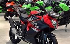 250 Sl Modif by Yang Merah Cakep Juga Inilah 2 Pilihan Warna Kawasaki