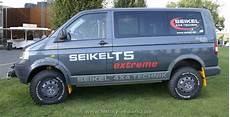 Volkswagen T5 4motion By Seikel T3 Syncro Reisen