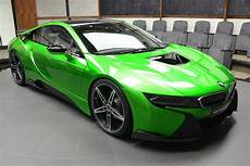 bmw i modelle lava green bmw i8 revealed in abu dhabi autoevolution