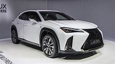 2019 Lexus Ux200 by 2019 Lexus Ux 200 And Ux 250h Crossovers Revealed At