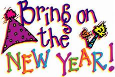 New Year Clipart Free