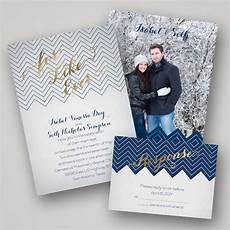 wedding invitation ideas foil pressed invitations every