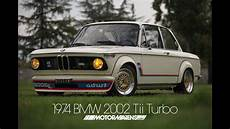 1974 Bmw 2002 Tii Turbo With Bbs Wheels At Classic