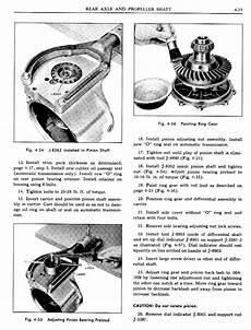 online auto repair manual 1961 pontiac tempest lane 1961 pontiac tempest shop manual rear axle page 23 of 28