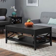 Black Coffee Tables And End Tables